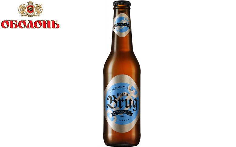 Пиво Keten Brug Blanche