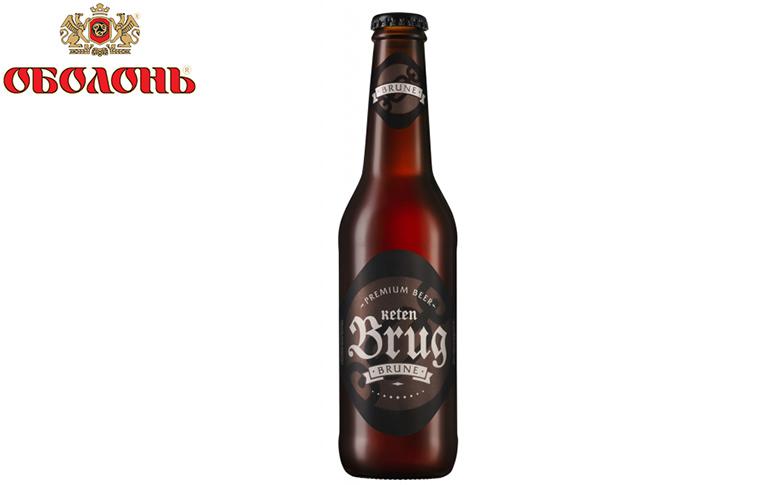 Пиво Keten Brug Brune