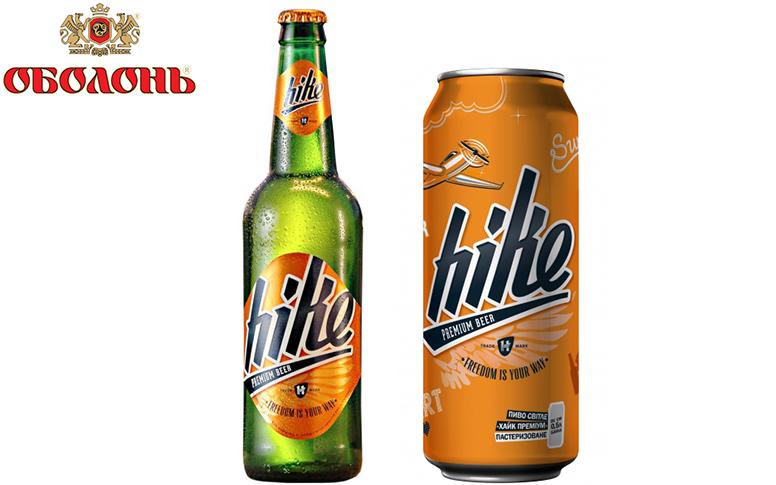 Пиво Hike Premium