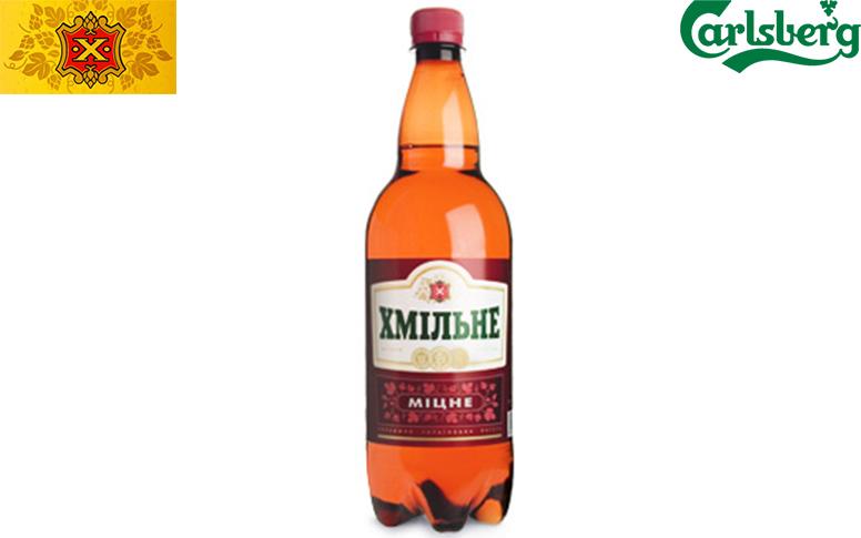 Пиво Хмільне Міцне