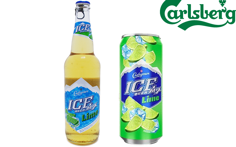 Славутич ICE Mix Lime