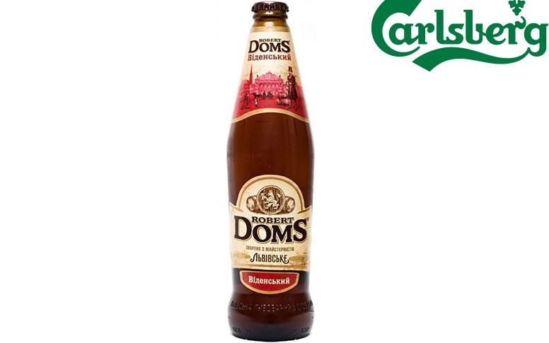 Пиво Robert Doms Віденський
