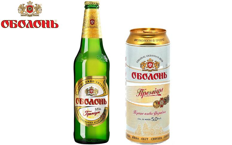 Пиво Оболонь Преміум