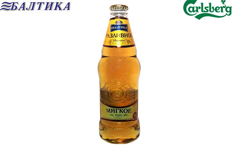 Пиво Балтика Розливне М'яке
