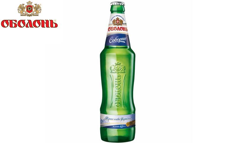 Пиво Оболонь Соборне