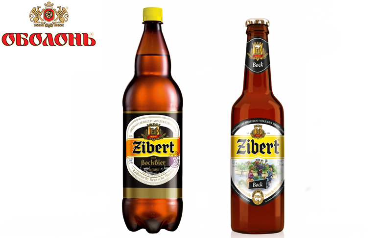 Пиво Zibert Bockbier (міцне)