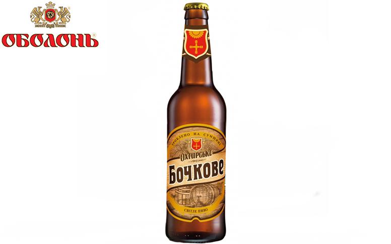 Пиво Охтирське Бочкове