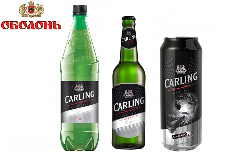 Пиво Carling