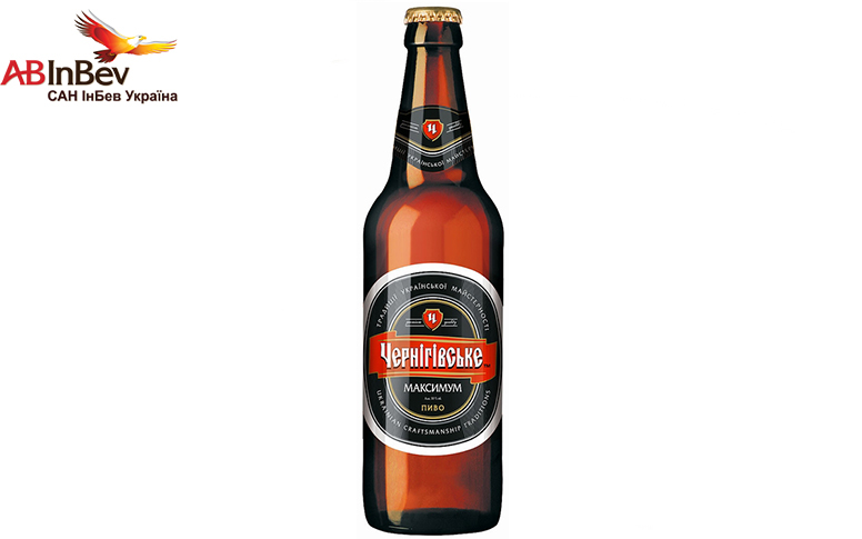 Пиво Чернігівське Максимум
