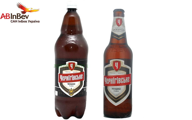 Пиво Чернігівське Міцне