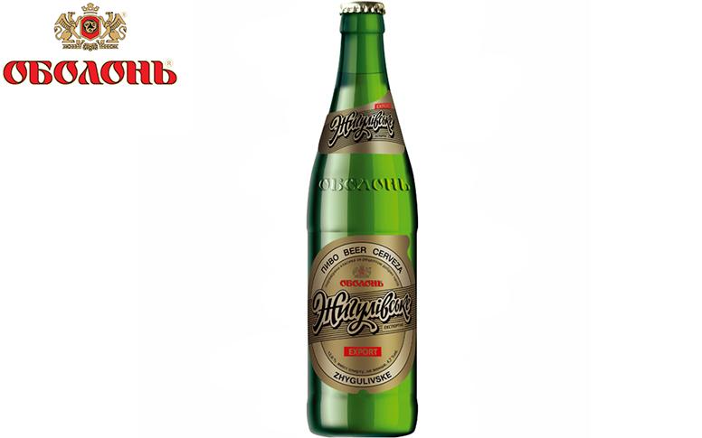 Пиво Жигулівське Експортне