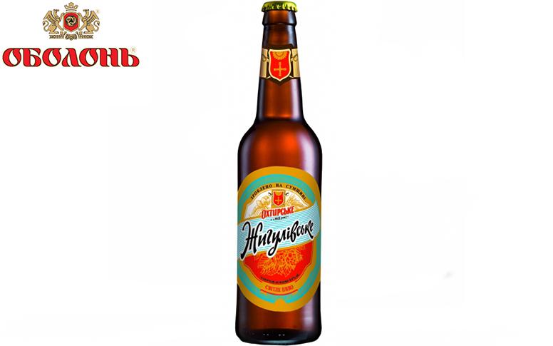 Пиво Охтирське Жигулівське
