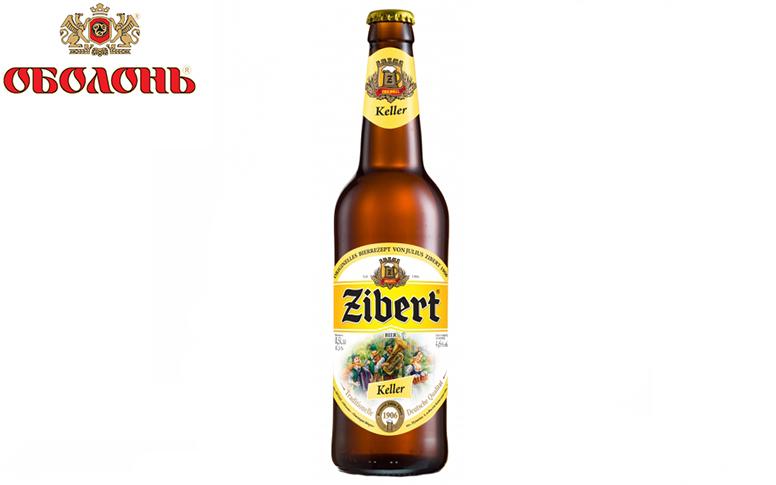 Пиво Zibert Keller
