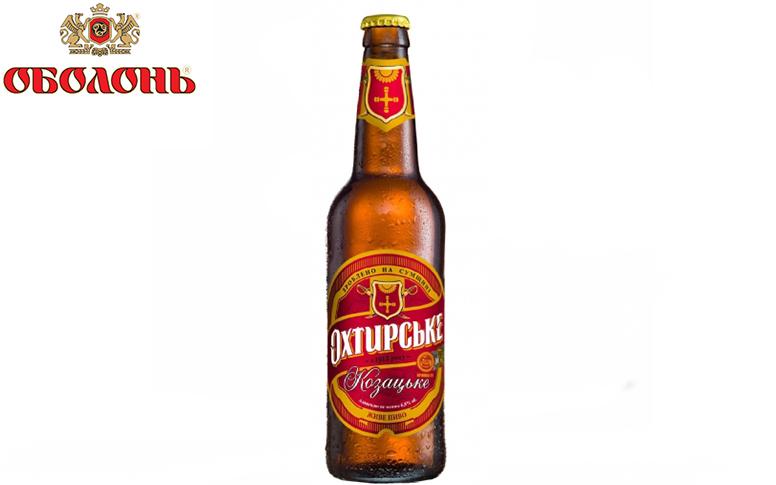 Пиво Охтирське Козацьке