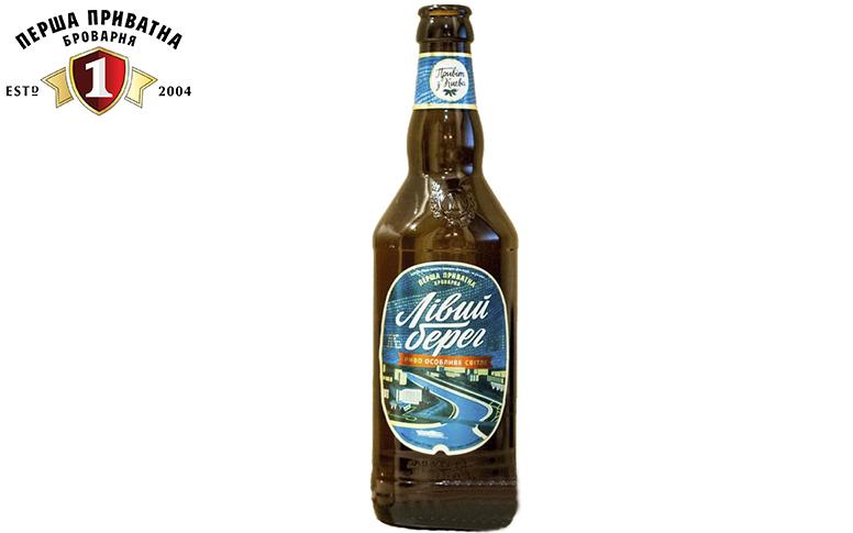 Пиво Лівий Берег