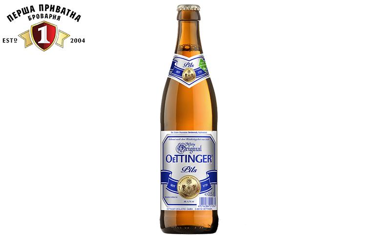 Пиво OeTTINGER Pils
