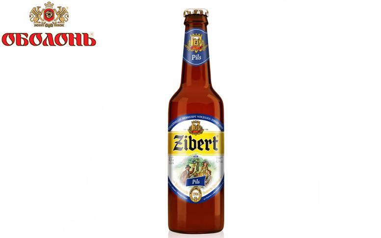 Пиво Zibert Pils