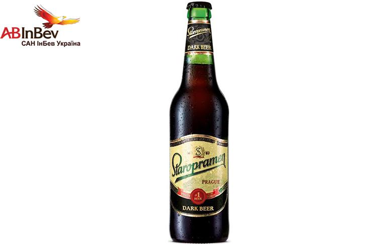 Пиво Staropramen Dark