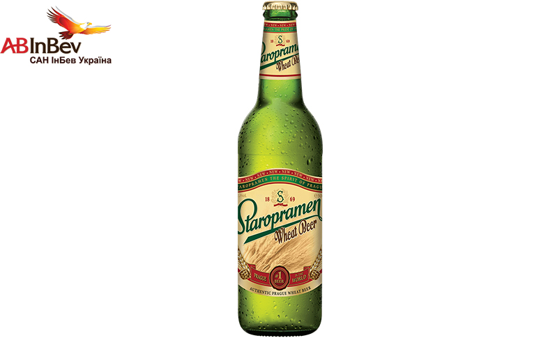 Пиво Staropramen Wheat