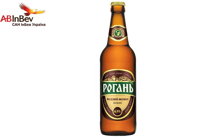 Пиво Рогань Веселий Монах