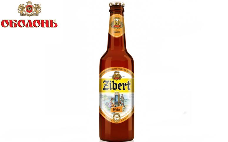 Пиво Zibert Weissbier (пшеничне)