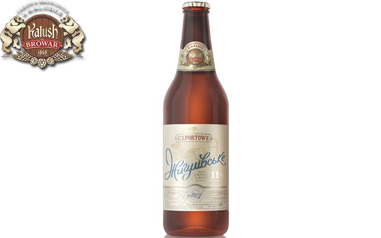 Пиво Калуське Exportowe Жигулівське