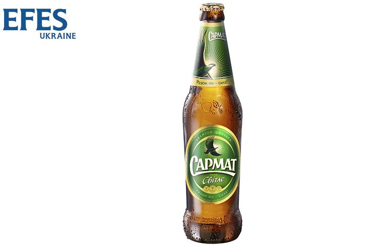 Пиво Сармат Світле