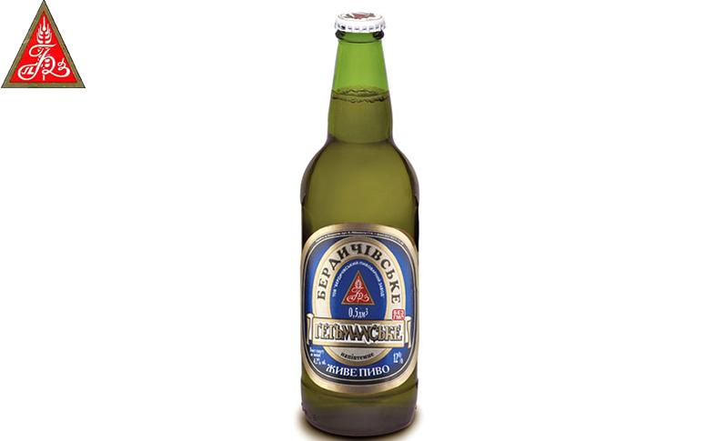 Пиво Бердичівське Гетьманське