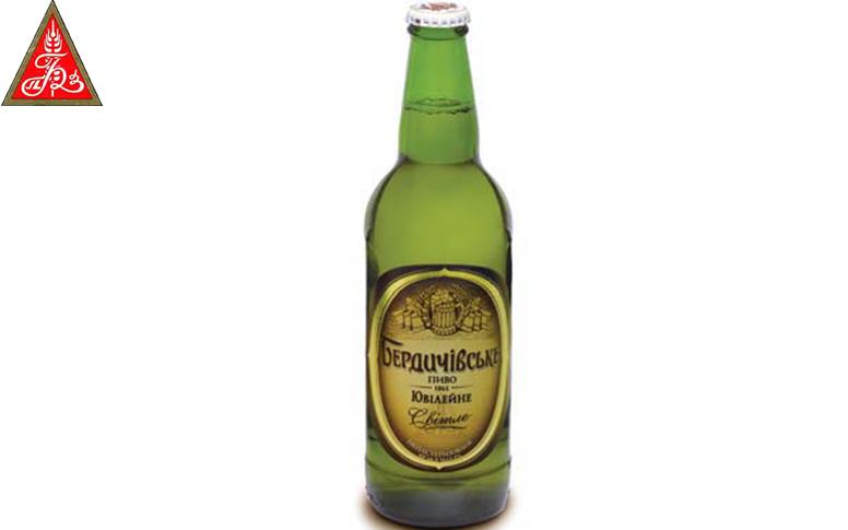 Пиво Бердичівське Ювілейне
