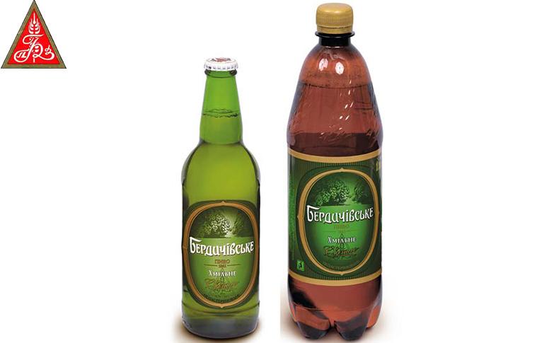 Пиво Бердичівське Хмільне