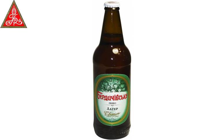 Пиво Бердичівське Лагер