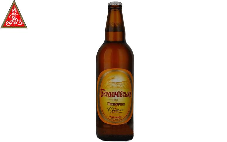 Пиво Бердичівське Пшеничне
