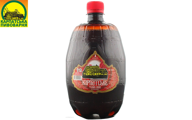 Пиво Карпатське Темне