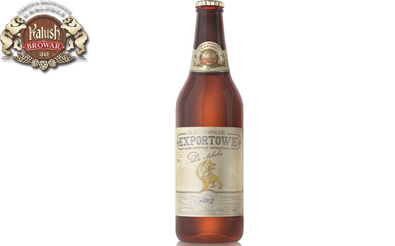 Пиво Калуське Exportowe До Львова