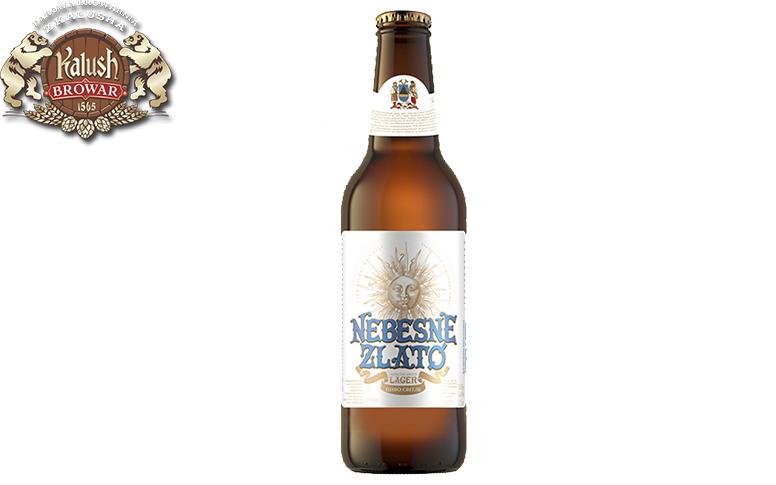 Пиво Калуське Nebesne Zlato