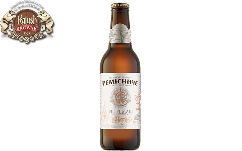 Пиво Калуське Ремісниче Витримане