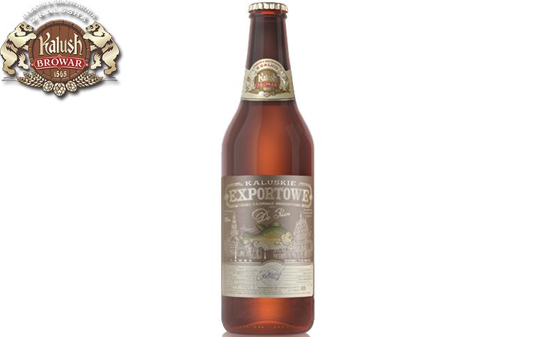 Пиво Калуське Exportowe До Риги