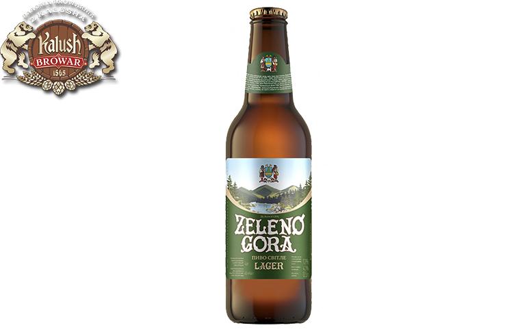 Пиво Калуське Zeleno Gora