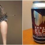 Американская пивоварня выпустила пиво, сброженное дрожжами с бабочек