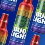 В США выпустят Bud Light в «радужных» бутылках