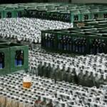 «Белый Кремль» за полгода продал 27 млн л пива