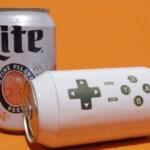 Компания Miller Lite превратила банку с пивом в контроллер для видеоигр