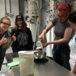 В Эдинбурге сварили пиво в поддержку женщин в крафтовом пивоварении