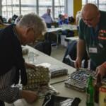 Как прошла 22-я встреча коллекционеров пивной атрибутики: фоторепортаж Павла Егорова