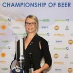 Победительницей чемпионата мира среди пивных сомелье стала женщина