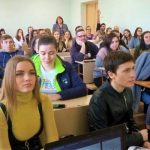 Сотрудники «Балтики» рассказали студентам ВГУИТ о программах стажировки