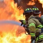 На пивоварне в чешском Вратиславице произошел крупный пожар