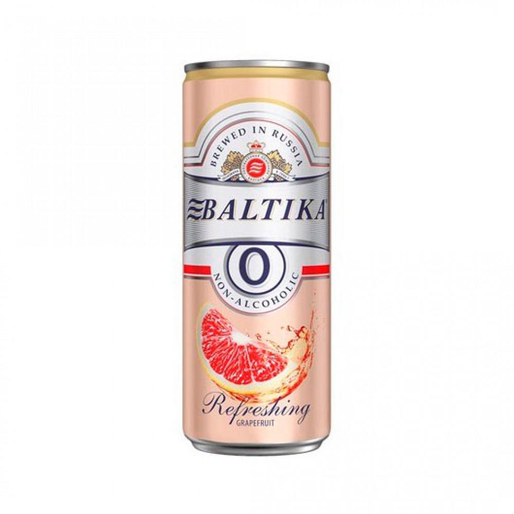 Baltika 0 Грейпфрут