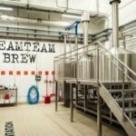 На России появилась новая пивоварня Dreamteam