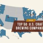 Brewers Association назвала 50 крупнейших американских пивоварен по итогам 2020 года